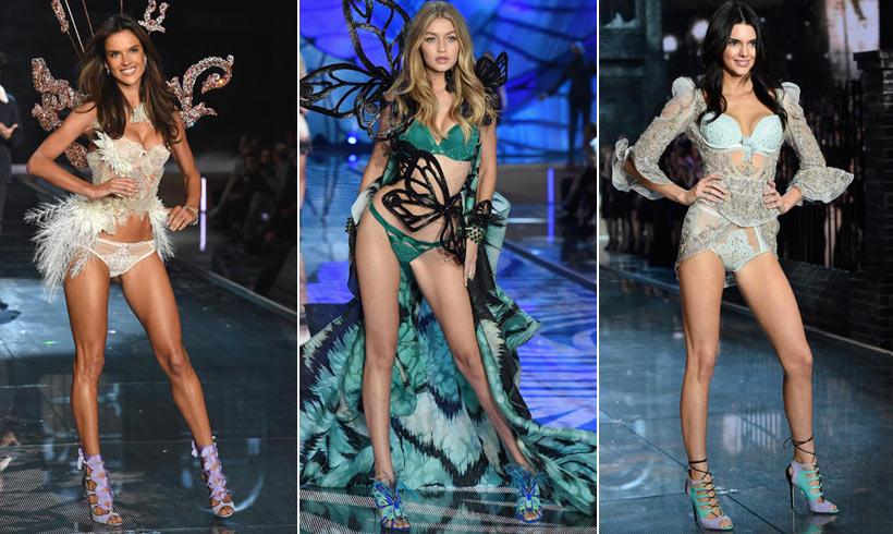 En vídeo: Piernas sin celulitis como los 'ángeles' de Victoria's Secret