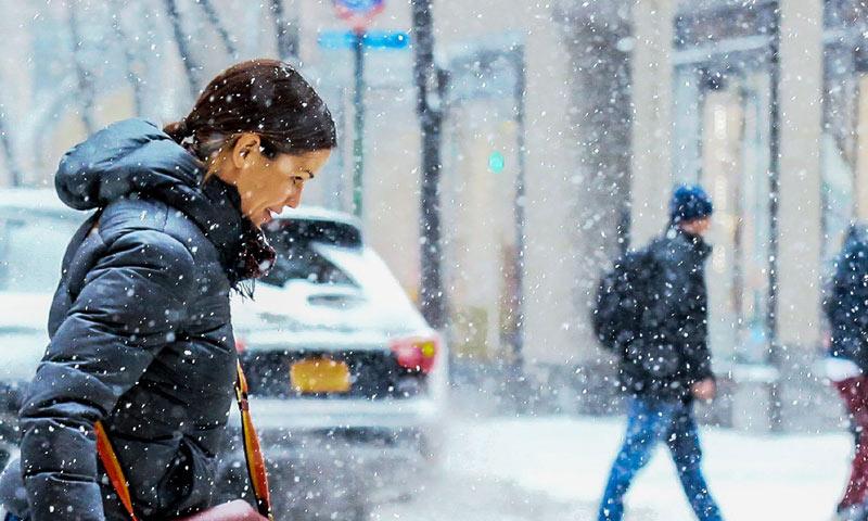 '¡Qué frío!' ¿Cómo le afectan las bajas temperaturas a tu piel?