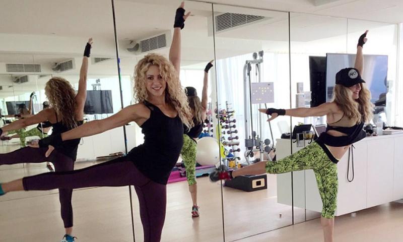 Lo que puedes aprender de la entrenadora personal de Shakira