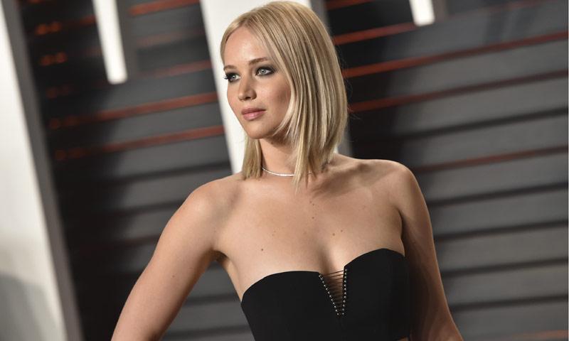 El nuevo ejercicio con el que Jennifer Lawrence tonifica su cuerpo