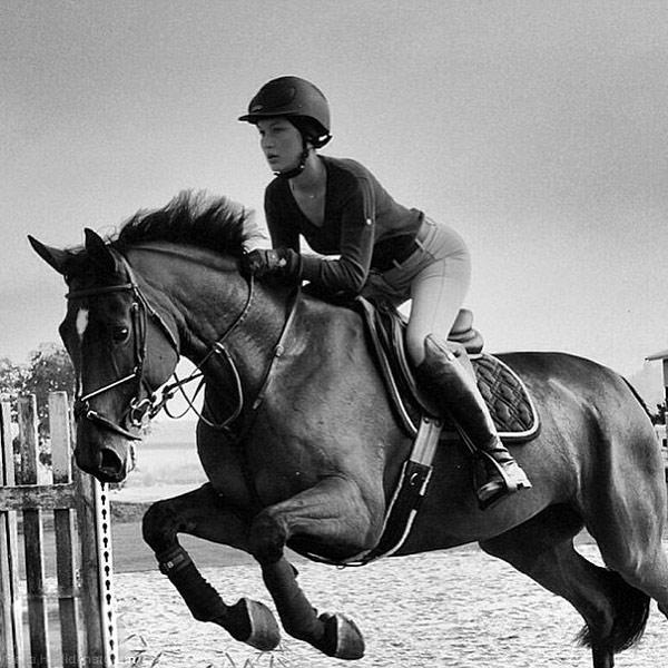 equitación cuerpo
