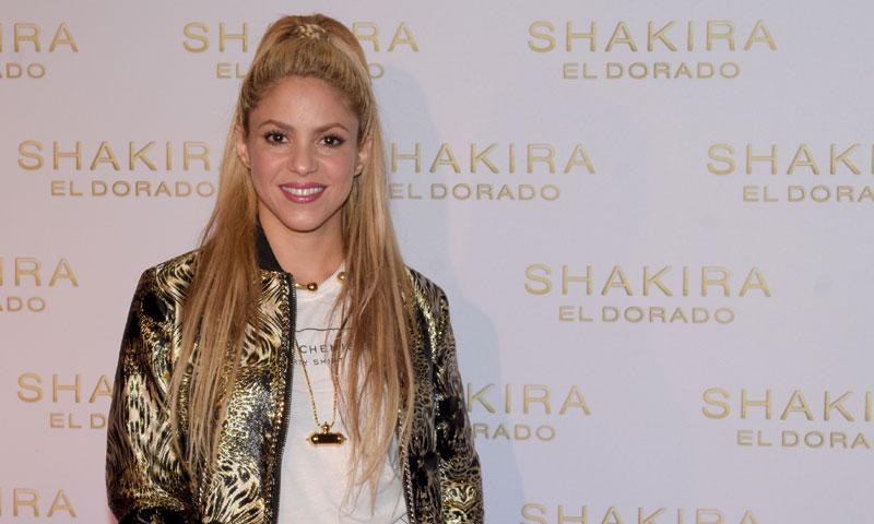 Glúteos, piernas y abdomen más firmes: el entrenamiento 3 en 1 de Shakira