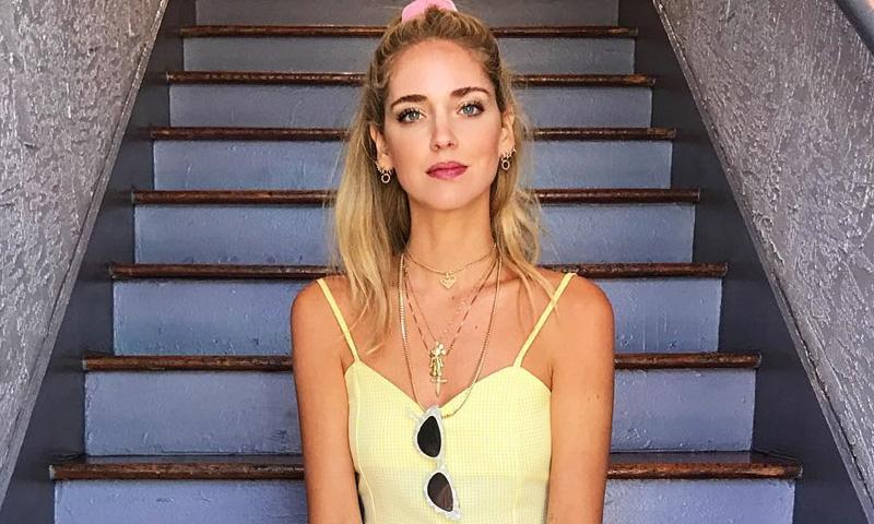 La última obsesión cosmética de Chiara Ferragni para prevenir las arrugas