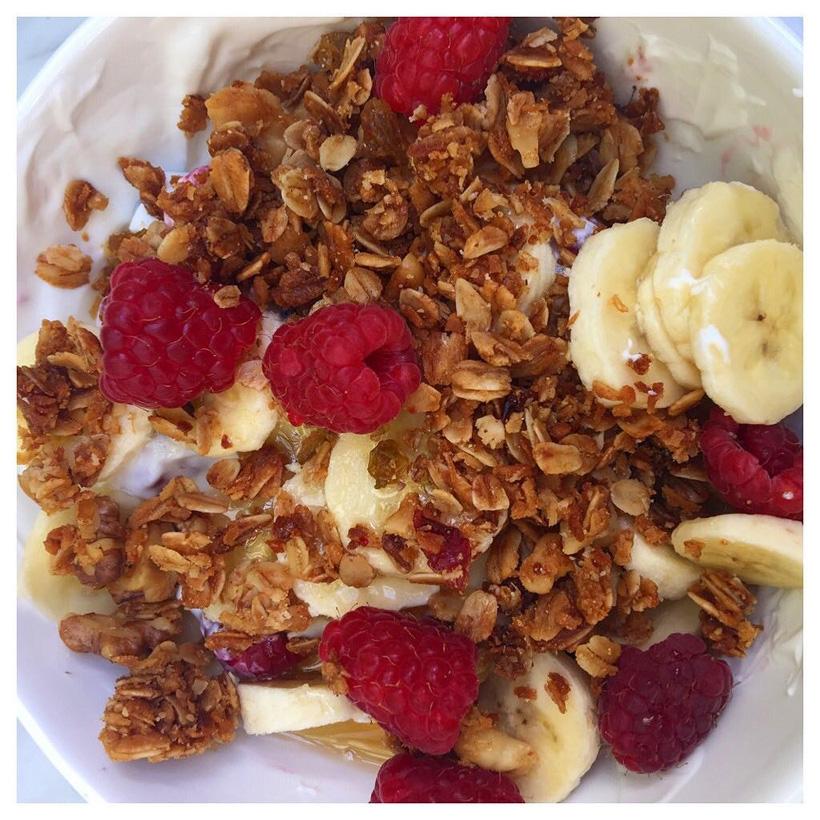 Qu es la mantequilla clarificada que desayuna ariadne for Ariadne artiles comida