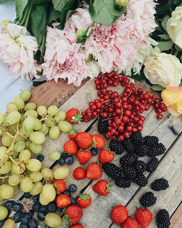 mejores frutas para comer en la noche
