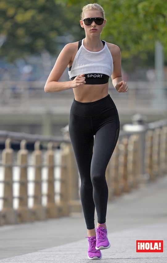 cuanto tengo que correr por dia para bajar de peso