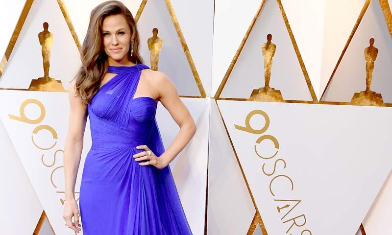 Jennifer Garner en los Oscars 2018 es la motivación que necesitas si quieres tonificar tus brazos