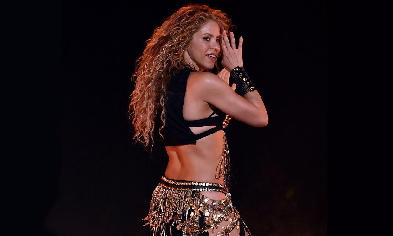 Los deportes quemacalorías de Shakira, del 'paddle surf' al boxeo