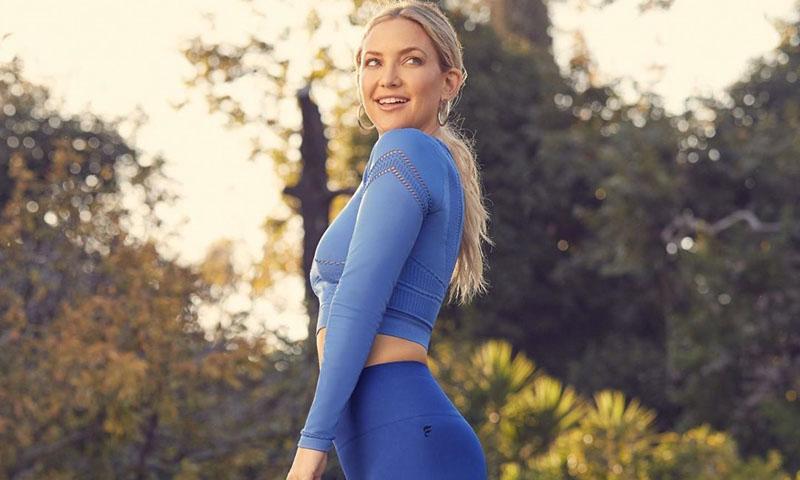 Kate Hudson tiene un plan para perder 5 kilos gracias a un zumo detox