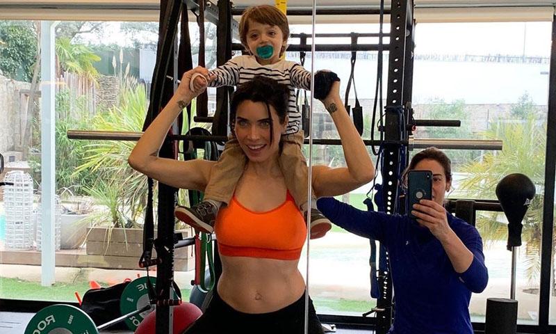 ¡Entrena con tus hijos! Ponte en forma como Shakira, Pilar Rubio y Blake Lively