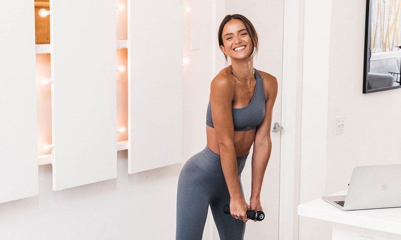 Cómo adelgazar 3 kilos en casa con el entrenamiento ideal para volver a la rutina