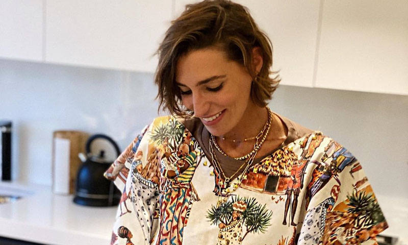 Eugenia Osborne presenta el postre sano ideal para amantes del chocolate