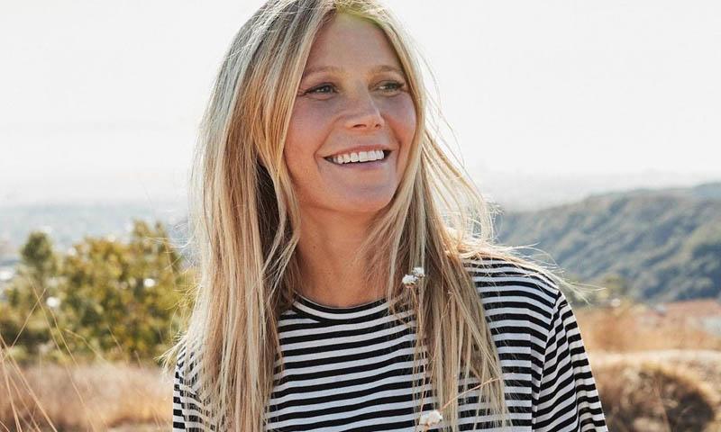 La dieta feliz que puedes copiar a Gwyneth Paltrow cuando pasas mucho tiempo en casa
