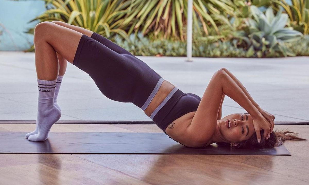 Este ejercicio es más efectivo que la sentadilla para tonificar los glúteos