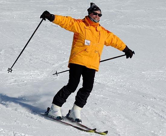 Entrenamiento para deportes de invierno