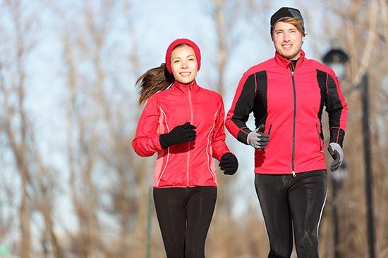 ¿Te cuesta hacer deporte en invierno?