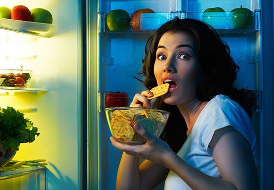 Trucos para evitar la ansiedad a la hora de comer