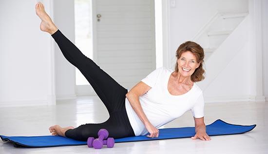 Entrenamiento y menopausia
