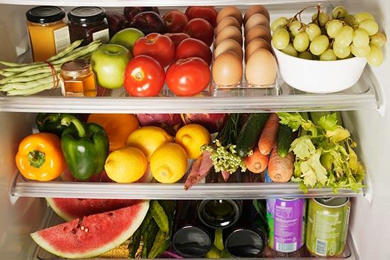 Las 10 palabras clave de una dieta sana