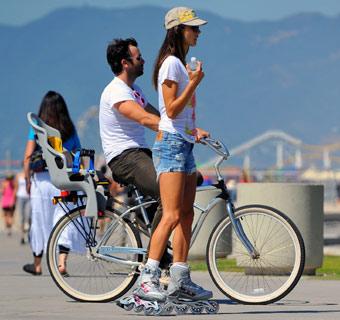 Este verano, ponte en forma ¡sobre ruedas!