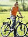 Consigue unas piernas y glúteos firmes, ¡montando en bicicleta!