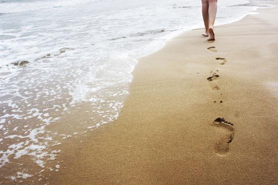 Verano, tiempo de paseos por la playa