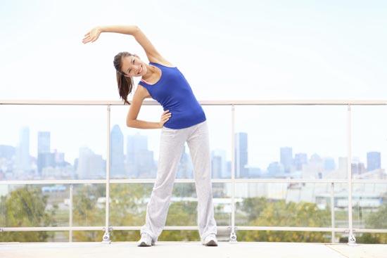 'Stretching', la importancia de estirar