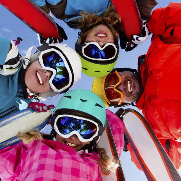 Disfruta de las jornadas de esquí sin riesgos para tu piel