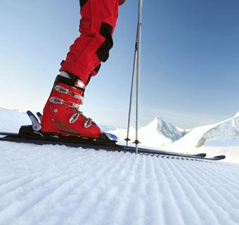 ¿Sufren los pies al practicar deportes de invierno?