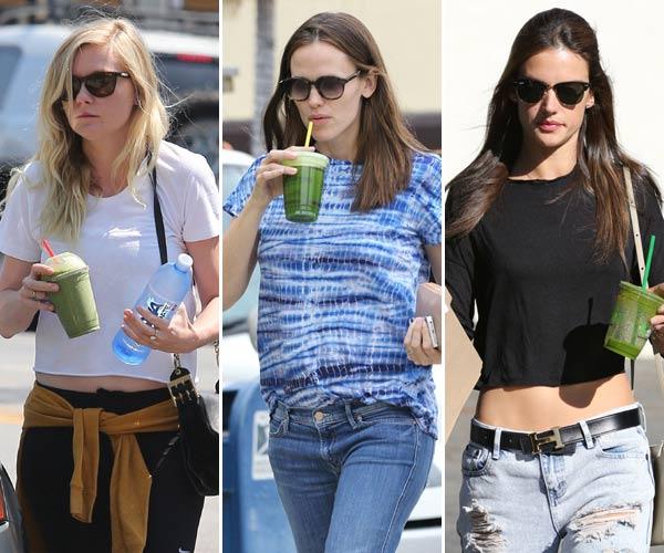 Victoria Beckham, Jennifer Aniston o Kirsten Dunst, fanáticas de dieta alcalina, ¿pero cuáles son sus riesgos?