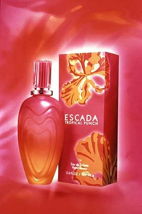 Eugenia Silva, imagen del nuevo perfume de Escada