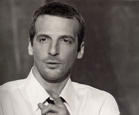 El actor Mathieu Kassovitz, imagen del primer perfume masculino de Lancôme