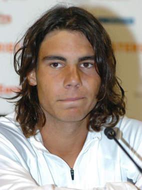 El tenista Rafael Nadal será la imagen de una nueva fragancia