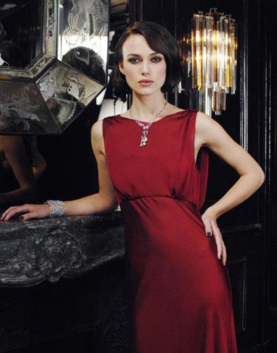 Keira Knightley, muy seductora en su primer anuncio para Chanel