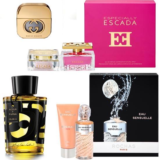 Perfumes: los regalos perfectos para Reyes