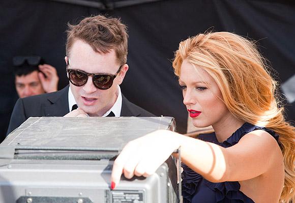 Blake Lively será imagen de un nuevo perfume 'de moda'