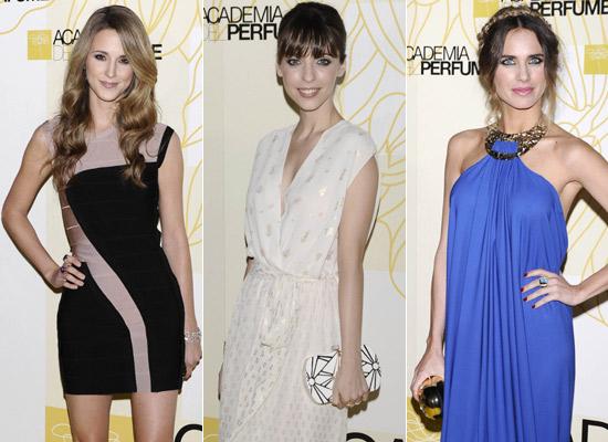 Leticia Dolera, Astrid Klisans, Vanesa Romero... los famosos, en la noche más perfumada de Madrid