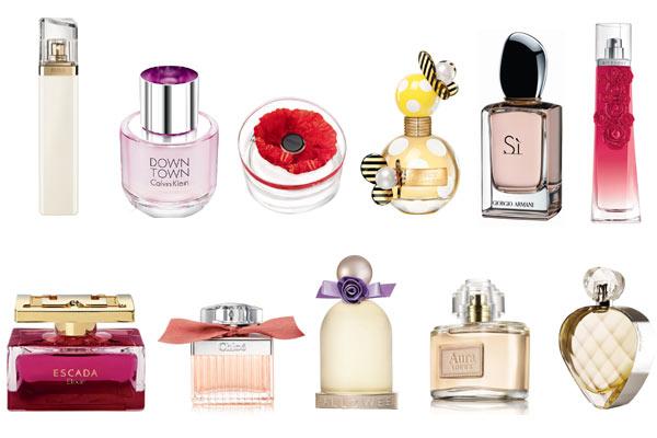 Los aromas del otoño, ¿con cuál te quedas?