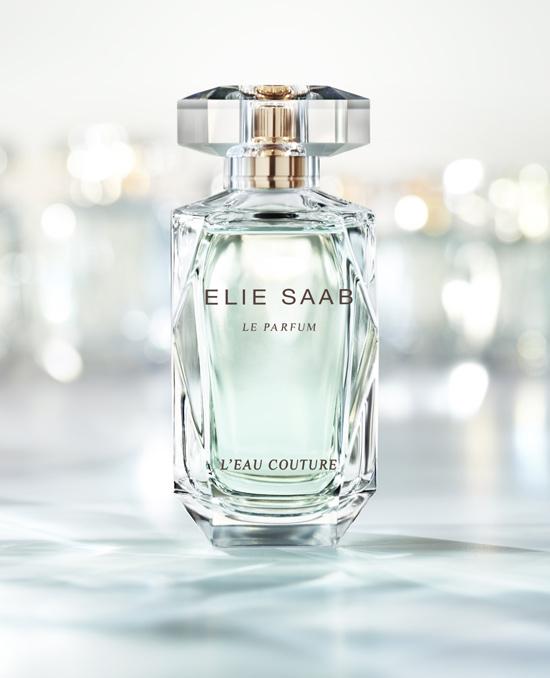 L'Eau Couture de Elie Saab, un sofisticado eco a la frescura primaveral