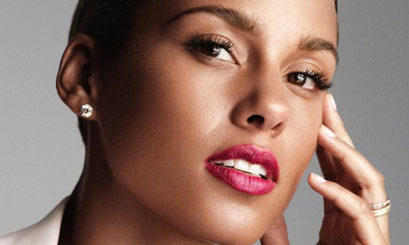 Alicia Keys y Givenchy, tándem de lujo