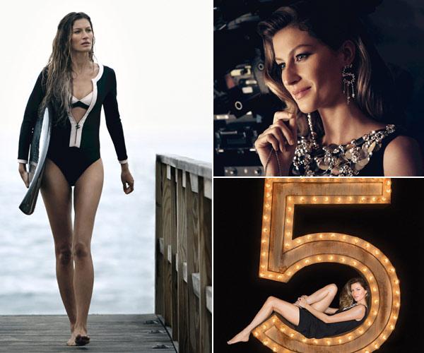Cinco razones por las que te conquistará el nuevo proyecto de Gisele Bündchen