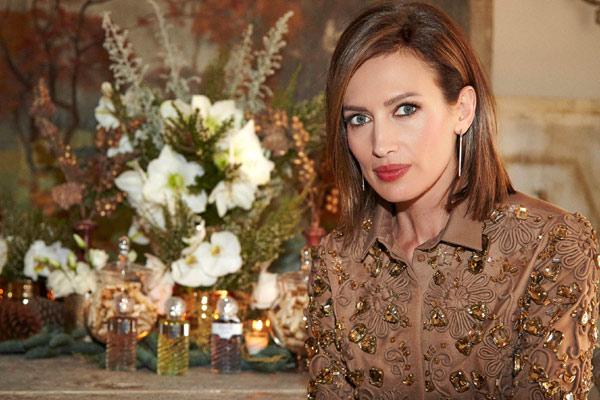 """Nieves Álvarez: """"Conseguir que un perfume sea tan tuyo que alguien lo relacione contigo es precioso"""""""