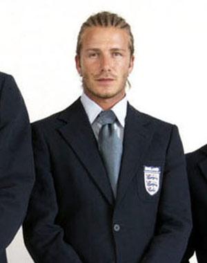 David Beckham 'se despeina'