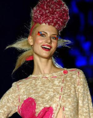 Cibeles, pasarela de tendencias también en maquillaje