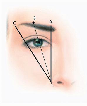 Lección de maquillaje 7: las tres claves para maquillar sus cejas
