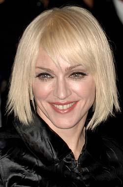 Madonna cambia una vez más de 'look'