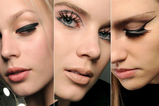 Tendencias: tu mirada a raya con el 'eye liner'