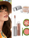Colorete, polvos traslúcidos y 'gloss': tres buenos aliados para un maquillaje exprés