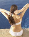 Muy práctico: cómo cuidar tu pelo en verano