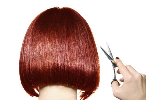 De por de que caen los cabellos con la raíz